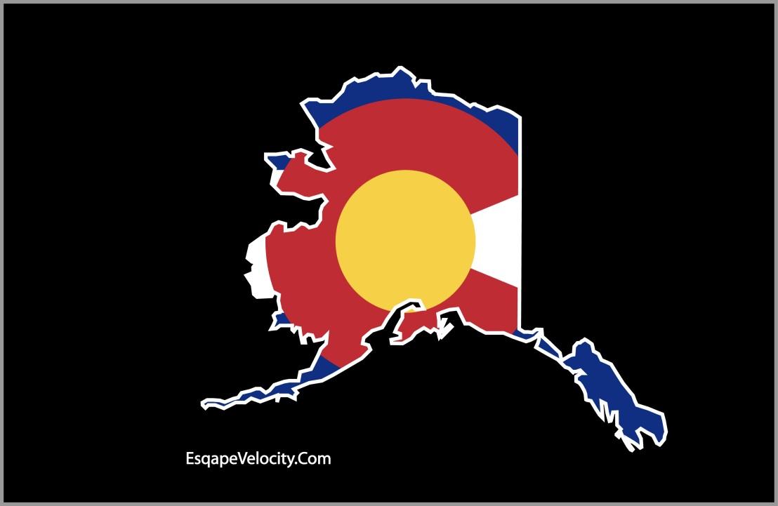 Alaska Colorado
