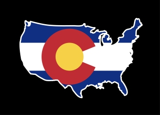 Colorado USA zazzle version
